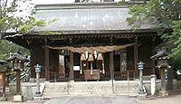 大宮神社 熊本県山鹿市山鹿のキャプチャー