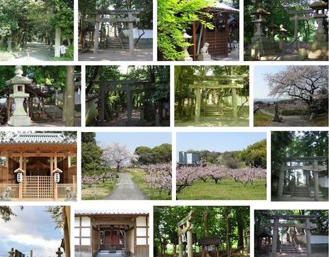 楠本神社 大阪府岸和田市包近町のキャプチャー
