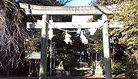 葛谷御霊神社 東京都新宿区西落合