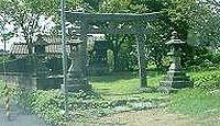 大倉姫神社 奈良県御所市古瀬