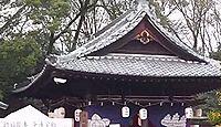 城山八幡宮 - 名古屋の、御神木「連理木」や桃取石の恋占い、水みくじ、恋愛成就の神