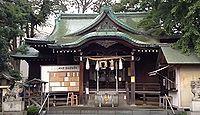 小岩神社 東京都江戸川区東小岩のキャプチャー