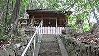 大狛神社 大阪府柏原市本堂