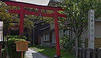 西奈彌神社 新潟県村上市瀬波浜町
