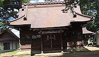 越智神社 長野県須坂市幸高