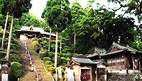 大津山阿蘇神社 - 鎌倉初期に阿蘇を勧請、境内に戦国期に生目神社を勧請した生目八幡宮