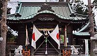 西大竹嶽神社(秦野市) - 大竹村が安土桃山期から崇敬、明治期に村の単独の氏神に