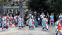 重要無形民俗文化財「武雄の荒踊」 - 16世紀武雄領主後藤氏の伝承が起源の優雅な踊りのキャプチャー