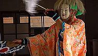 志波姫神社(栗原市志波姫) - 聖武天皇の頃の創建、伊豆野堰の完成とともに再興・遷座