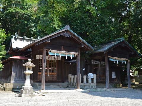 鳴神社 和歌山県和歌山市鳴神1089