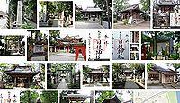 日枝神社 神奈川県川崎市中原区上丸子山王町の御朱印