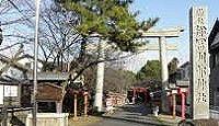 伊富利部神社 - 大和から尾張に移住した伊冨利部氏の氏神、八幡を合祀、黒田城の守護神