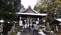 朝代神社 - 天武朝に伊弉諾神宮を勧請して創建、丹後国十一社の一つ、社殿は江戸中期