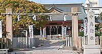 中島惣社 大阪府大阪市東淀川区東中島