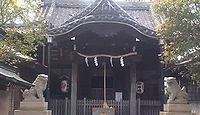 日枝大神社 神奈川県川崎市川崎区小田のキャプチャー