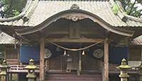 瓜生野八幡神社 宮崎県宮崎市大瀬町