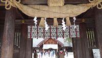 北海道神宮 - 北海道開拓の神・開拓三神と明治天皇、ロシア南下を意識した造形