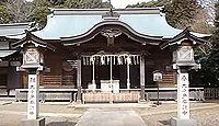 子安神社 千葉県千葉市花見川区畑町のキャプチャー