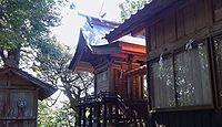 天日名鳥命神社 鳥取県鳥取市大畑