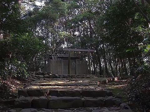 元伊勢「奈尾之根宮」のキャプチャー