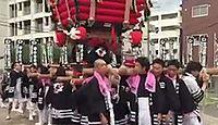 渋川神社 大阪府八尾市植松町のキャプチャー