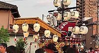 八十積椋神社 三重県三重郡川越町豊田のキャプチャー
