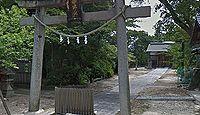 石田神社 京都府八幡市上津屋里垣内