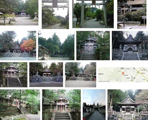 吉御子神社 滋賀県湖南市石部西1-15-1