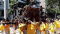 山王祭とは? - 江戸城鎮護の日枝神社祭礼、幕府の保護と倹約令による衰退へて現在に続くのキャプチャー
