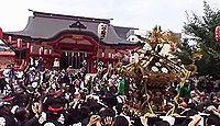 花園神社(新宿区) - 新宿ど真ん中にある東京有数のパワースポット、男女和合に酉の市