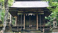 韓國神社 兵庫県豊岡市飯谷