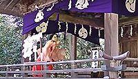 重要無形民俗文化財「玉敷神社神楽」 - 四方固めを繰り返す関東では類を見ない特徴のキャプチャー