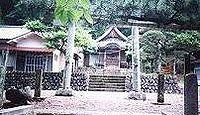 八幡神社 静岡県周智郡森町三倉字大久保のキャプチャー