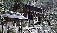 高宮神社(甲賀市) - 元伊勢「甲可日雲宮」伝承地、狼が神使で各種伝説も残る