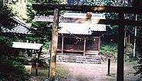 子倉神社 静岡県磐田市笠梅