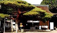 大宮浅間神社 愛知県犬山市冨士山