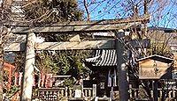 烏森稲荷神社 東京都目黒区上目黒のキャプチャー