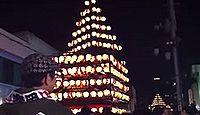 二本松提灯祭りとは? - 江戸初期由来の二本松神社の例大祭、日本三大提灯祭りの一つのキャプチャー