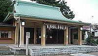 阿沼美神社(味酒町) - 秋祭りは四角・八角の喧嘩神輿「鉢合わせ」、境内社に勝山八幡
