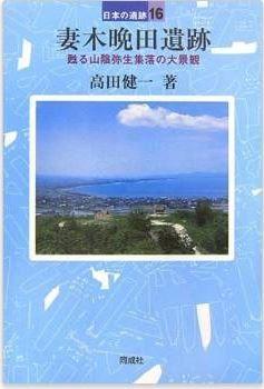 高田健一『妻木晩田遺跡―甦る山陰弥生集落の大景観 (日本の遺跡)』のキャプチャー
