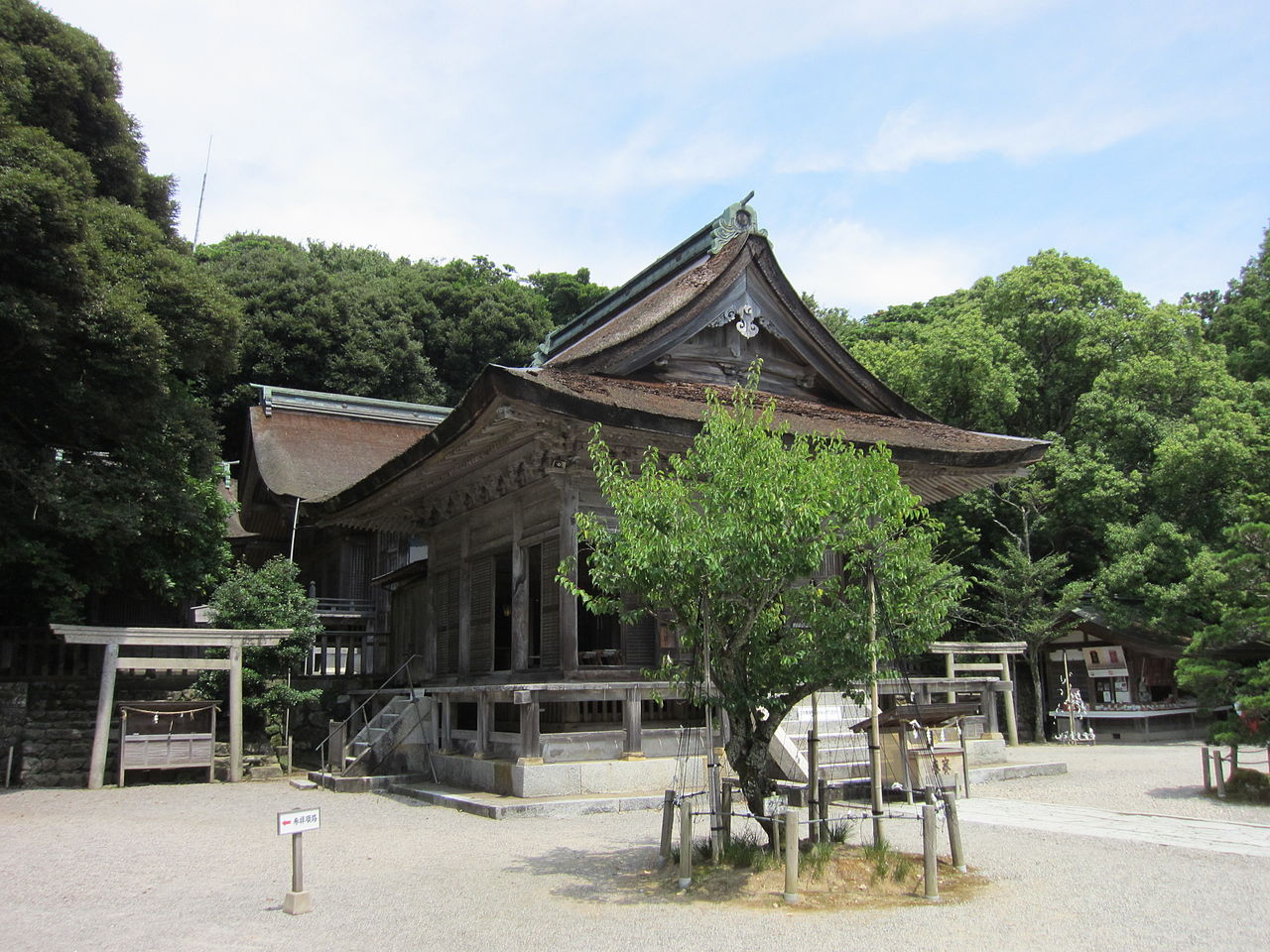 [御祭神がオオクニヌシ]初詣で人気の神社のキャプチャー