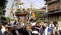 高田熊野神社 神奈川県茅ヶ崎市高田のキャプチャー