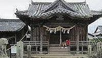 二宮神社(柳川市) - 祟り神を祀ると明記される神社、現在も丁重に祀られる蒲池氏