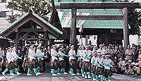 伊勢宮神社 - 長崎三社の一社、市民の寄付により社殿修繕、市で初めての神前結婚式