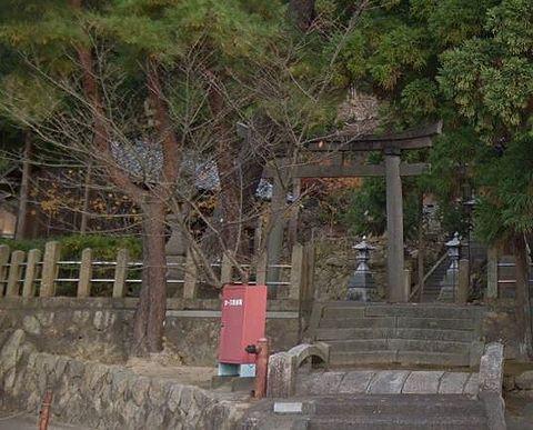 高那彌神社 福井県三方郡美浜町竹波のキャプチャー