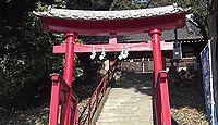 物部神社 山梨県笛吹市石和町松本のキャプチャー