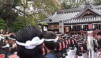 稲荷神社 大阪府貝塚市森のキャプチャー