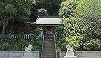 杉山神社 神奈川県横浜市港北区樽町
