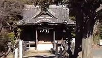 南水元富士神社 東京都葛飾区南水元のキャプチャー