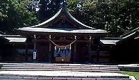函館護国神社 北海道函館市青柳町のキャプチャー